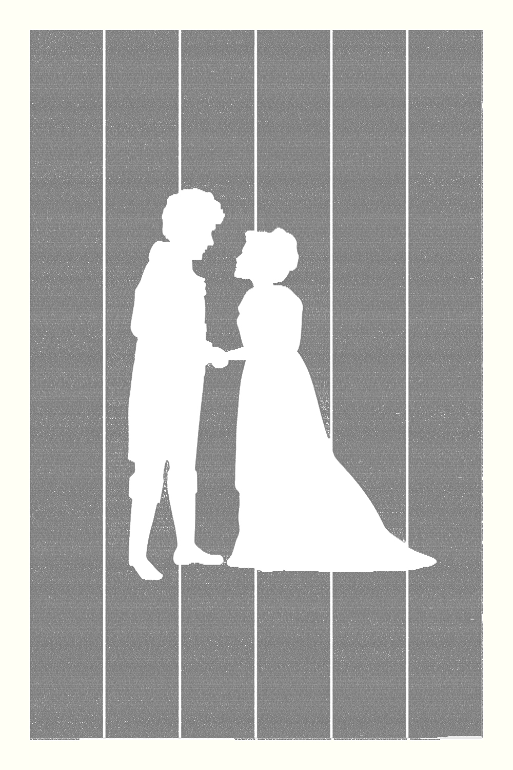 Pride and Prejudice Book Poster