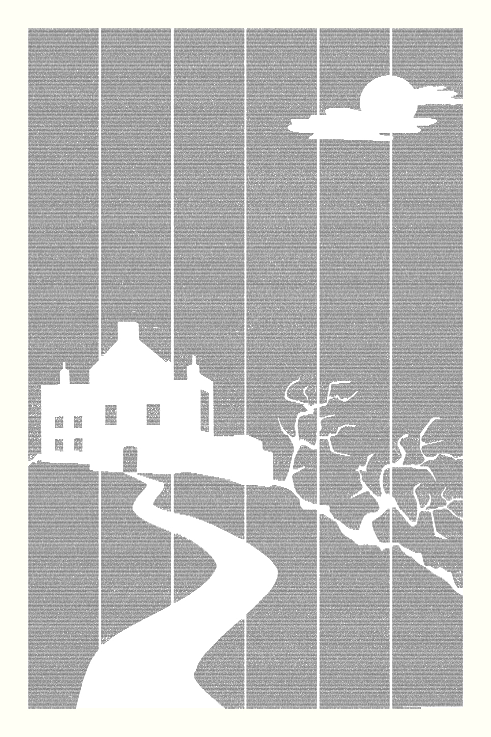 Wuthering Heights Book Poster