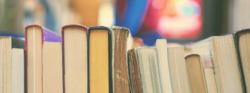Book shelf picture