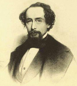 Charles Dickens Portrait