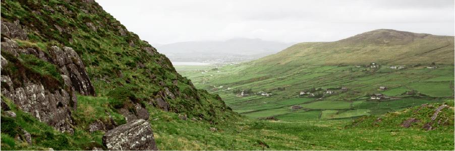 Picture of Irish hills