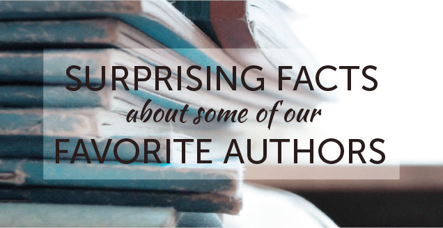Surprising Author Facts Blog Post Feature Image-8