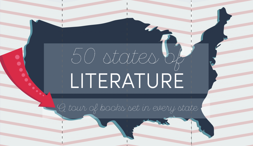 50 States of Literature featured banner