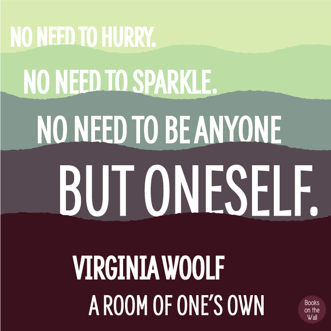 Virginia woolf a room of one's own essay questions