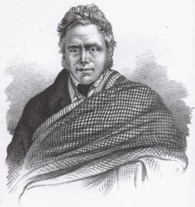 Scottish author James Hogg