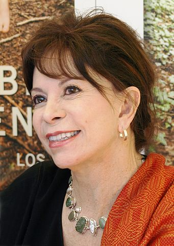 Isabel Allende photo