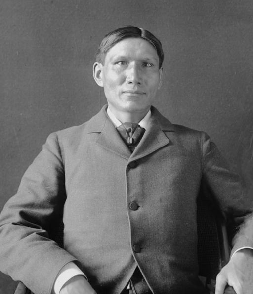 Charles Eastman photo from Smithsonian