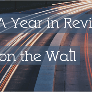 2016 year in review for Books on the Wall