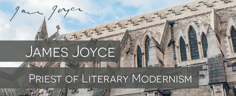 James Joyce signature, blog feature image