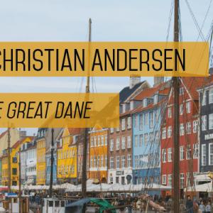 Hans Christian Andersen blog image Copenhagen Denmark