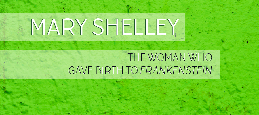 Mary Shelley biography blog post feature image
