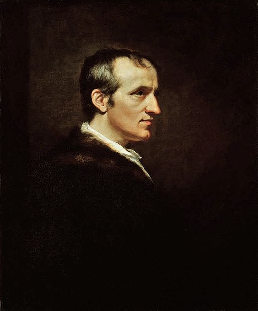 William Godwin, father of Mary Shelley