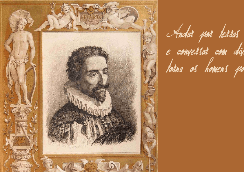 Miguel de Cervantes quote