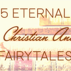 Hans Christian Andersen Fairy Tales blog image