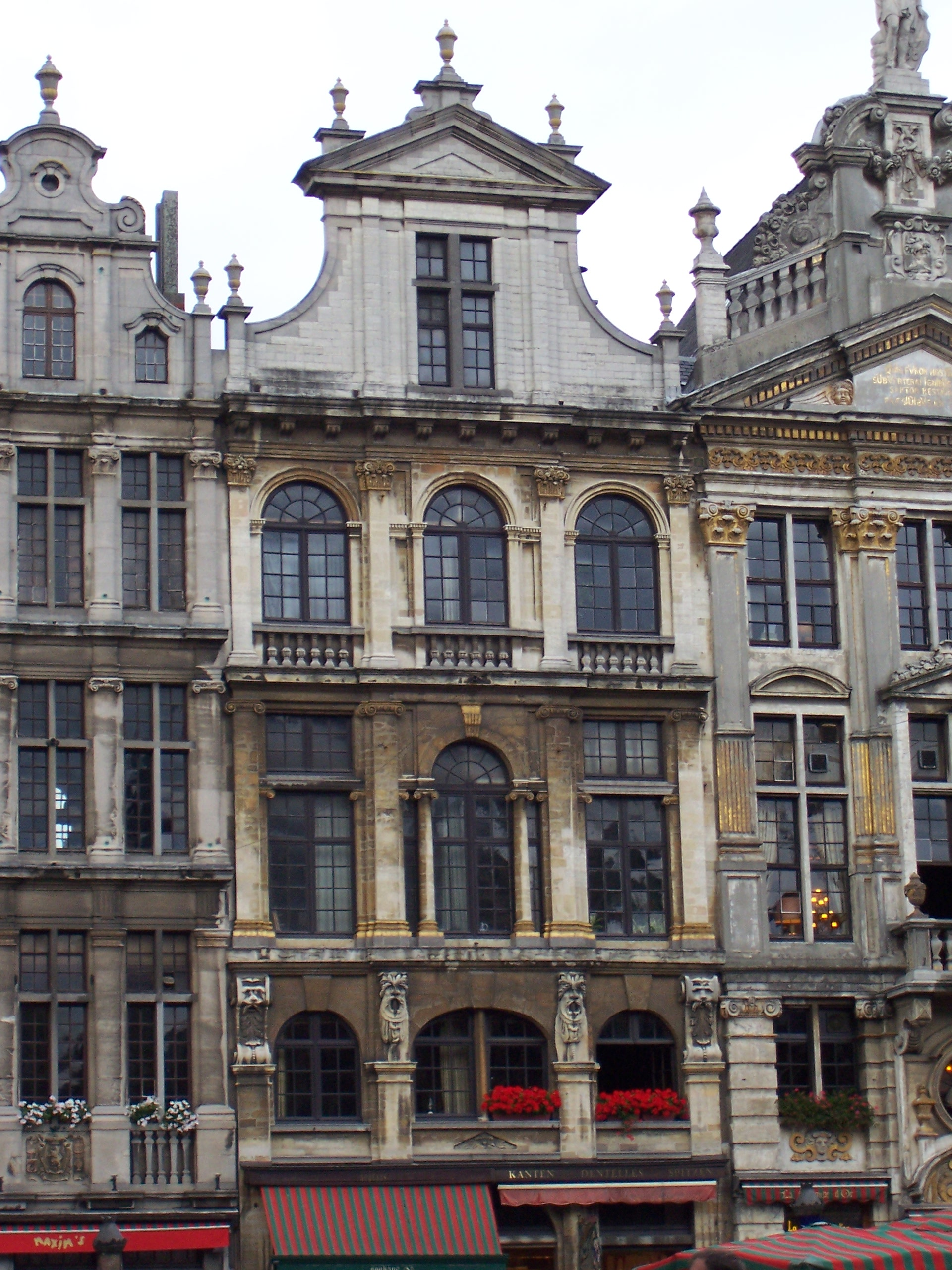 Victor Hugo's Home in Exile in Brussels
