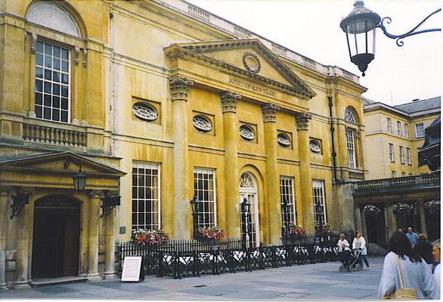 Grand Pump Room at Bath