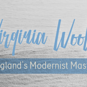 Virginia Woolf blog feature image