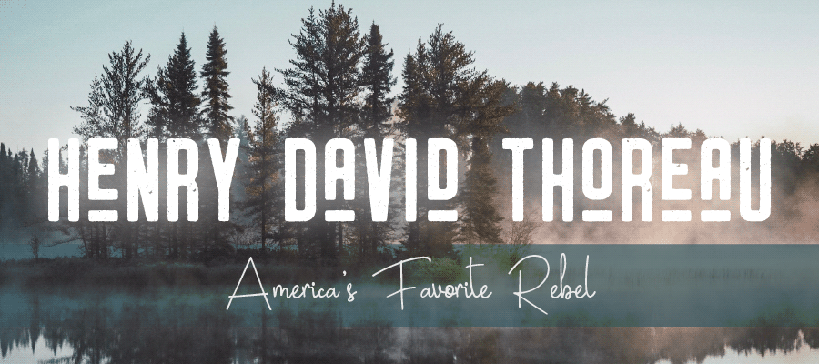 Henry David Thoreau blog feature image
