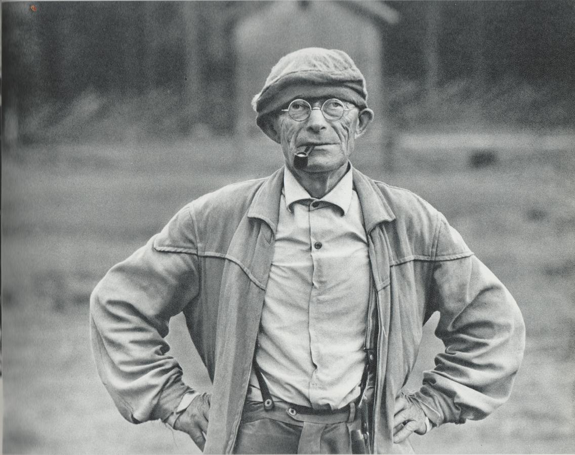 Hermann Hesse portrait
