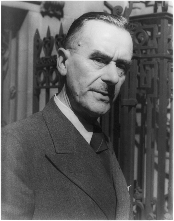 Thomas Mann in 1937