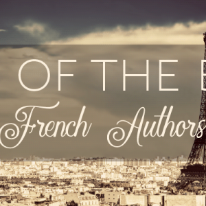 Five of the Best French Authors blog post feature image