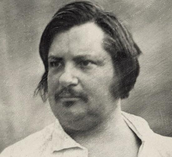 Honoré de Balzac (1842)