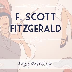F. Scott Fitzgerald Jazz Age - Blog badge image