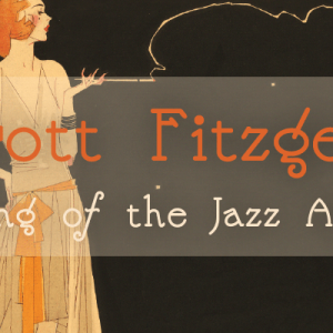 F. Scott Fitzgerald blog feature image