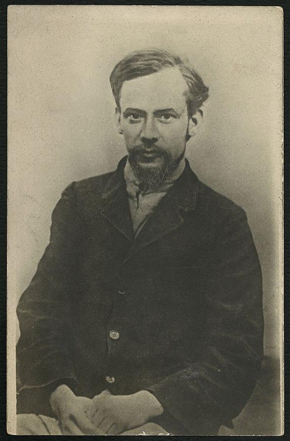 Fyodor Dostoyevsky portrait