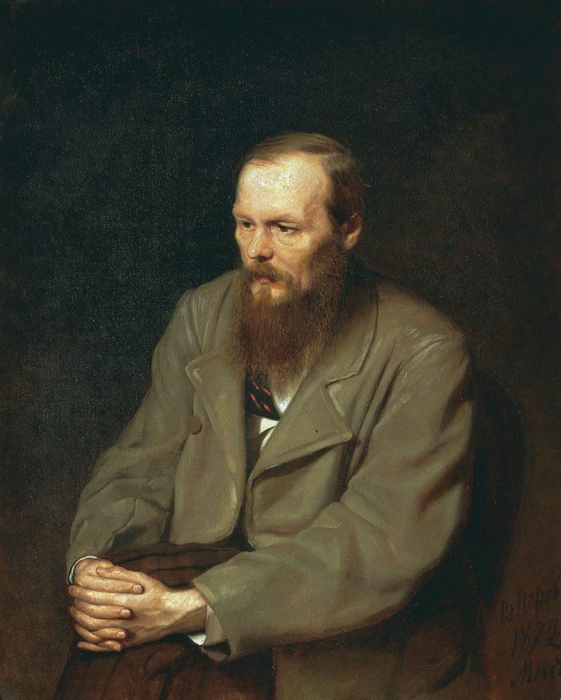 Fyodor Dostoevsky (1872)