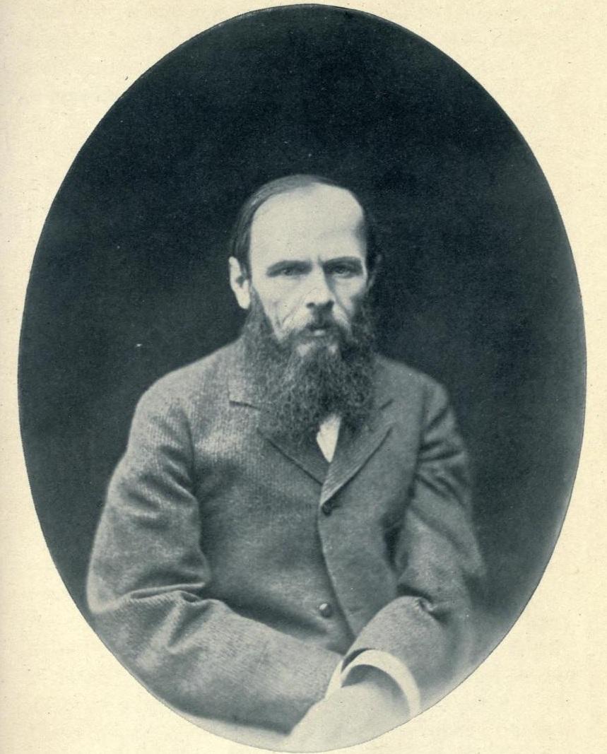 Fyodor Mikahailovich Dostoyevsky (1880)