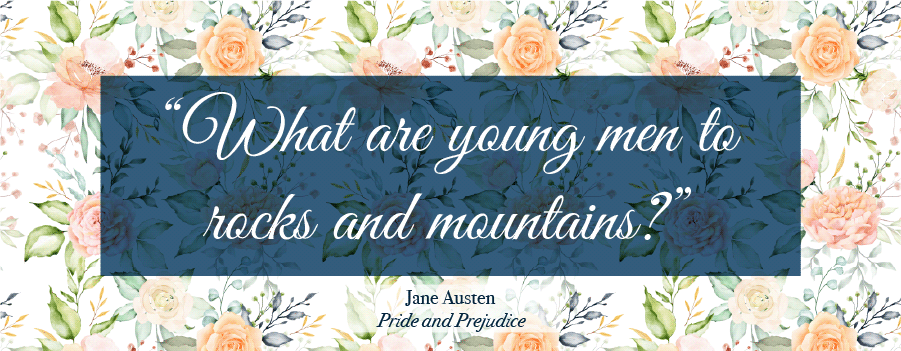 Pride and Prejudice Quotes - What Are Young Men
