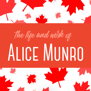 Life and Work of Alice Munro - Blog Badge Image